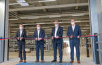 Hauff-Technik eröffnet hochmodernes Logistikzentrum