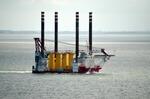 Starker Rückgang beim Windkraftausbau am Meer