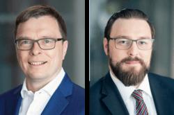 Andreas Jankiewicz und Roland Monjau (Bild: BBH Gruppe)