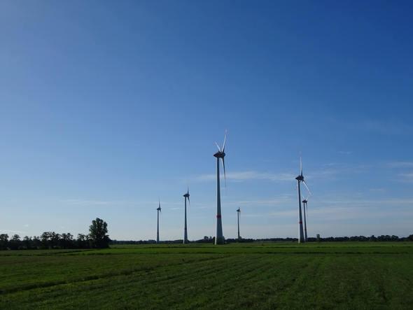 Windpark Detern (Bild: Windpark Detern Süd GmbH & Co. KG)