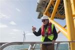 Iberdrola proyecta el primer parque eólico marino flotante a escala industrial en España con una inversión superior a los 1.000 millones de euros