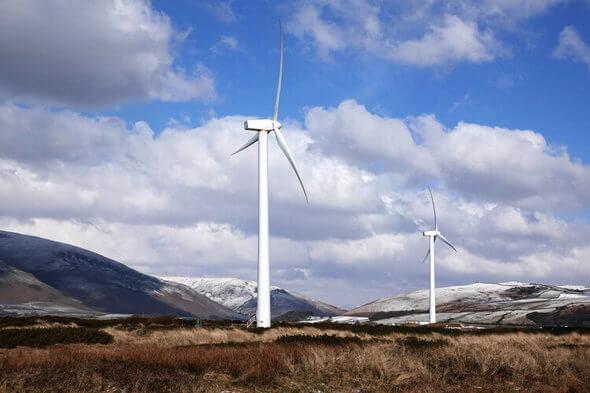 Image: Windcluster