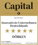 """""""Innovativste Unternehmen Deutschlands 2021"""