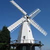 Mercurio's Eco-Friendly Windmill
