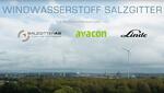 'Windwasserstoff Salzgitter - WindH2' geht an den Start