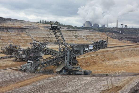 RWE kommt nicht von der Kohle los (Bild: Pixabay)