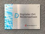 """Dreifach-Prämierung des Messegeländes als """"Digitaler Ort Niedersachsen"""""""