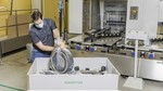 Schaeffler and Flender introduce innovative and eco-friendly packing system for large size bearings