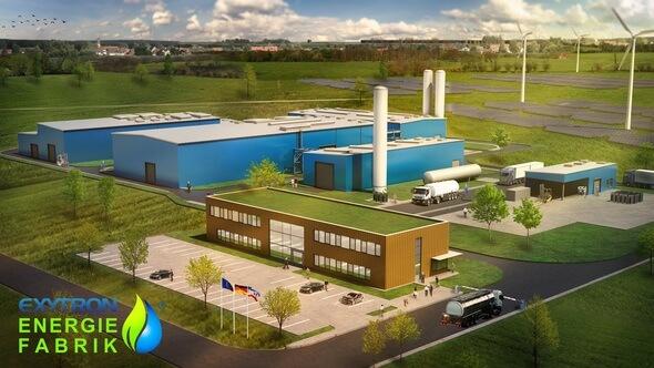 Bild: Lübesse Energie GmbH / EXYTRON
