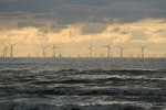 Mit Rückenwind von Helgoland: Bahnstrommix wird noch grüner
