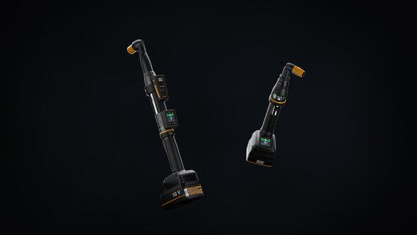 Die Tensor-IxB-Werkzeuge kommen völlig ohne externe Steuerungs-Hardware aus, dennoch montieren sie absolut prozesssicher, voll vernetzt, flexibel und ergonomisch (Bild: Atlas Copco Tools)
