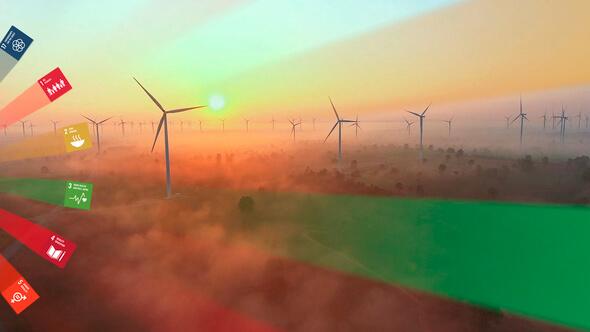 Die Schaeffler Gruppe wurde im Rahmen des 75-jährigen Jubiläums der Vereinten Nationen als einer von 50 Sustainability & Climate Leaders ausgewählt (Bild: Schaeffler AG)