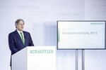 Schaeffler-Hauptversammlung beschließt Dividende von 25 Cent je Vorzugsaktie