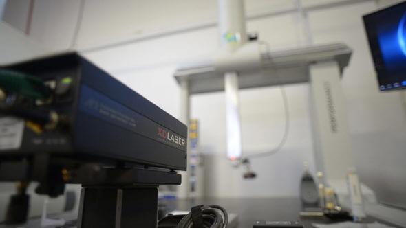 API XD 6DoF Laser Interferometer (Alle Bilder: API)