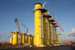 Bladt Industries A/S signs TP contract with Saipem