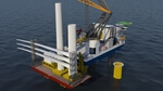 F&G announces BargeRack solution for offshore wind turbine installation