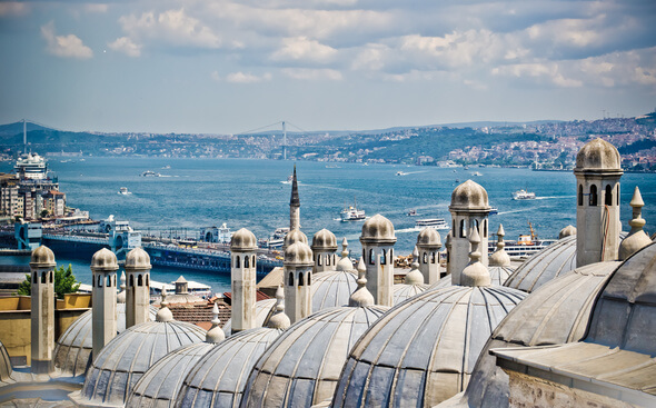Istanbul (Image via: Prysmian Group)