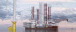 ATLAS A-CLASS new WTIV tailored for large-scale Wind Farm Installations
