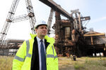 Mayor announces steelwork site will be