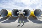 Vattenfall verkauft 49,5 Prozent des Offshore-Windparks Hollandse Kust Zuid an BASF