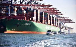 Bild: Hafen Rotterdam