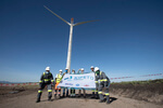 Kenia: Kipeto-Windpark komplett errichtet