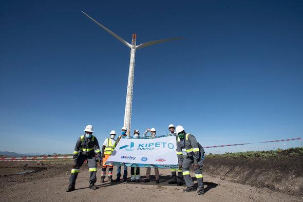 Alle Bilder: Kipeto Energy