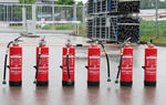 Brandschutzhelferschulung bei Hauff-Technik