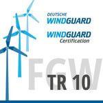 WindGuard bietet neue Dienstleistungen rund um die FGW TR 10