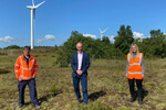 Biodiversity improvements at rare upland heath planned for Banks Renewables wind farm site