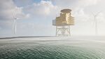 AquaSector: Study investigates potential for first large-scale offshore hydrogen park in the German North Sea