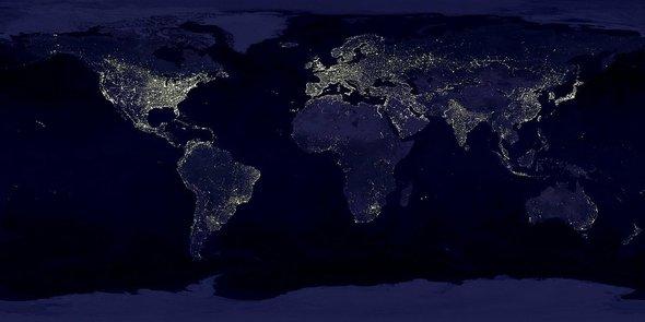 Die Weltbevölkerung lebt mal wieder auf Pump (Bild: Pixabay)