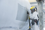 GE Renewable Energy, partners complete successful trials in automated blade finishing program