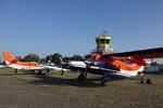 Messung von Windparkeffekten über der Nordsee mit zwei Flugzeugen