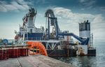 NnG's spare export cable delivered safely to the Port of Rosyth
