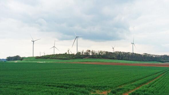 Windpark Villers-le-Tourneur (Alle Bilder: Energiequelle)