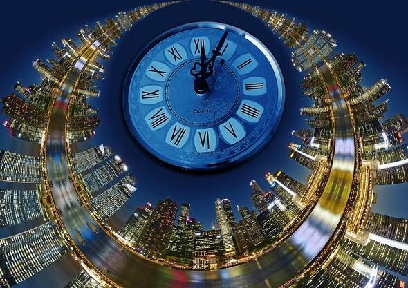 """Die Zeit für ein """"Weiter so!"""" ist abgelaufen! (Bild: Pixabay)"""