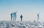 The Crown Estate collaborates with Natural Environment Research Council and Defra to address the effect of offshore windfarms on marine ecosystems