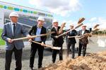 Spatenstich in Blomberg: Phoenix Contact errichtet energieeffizientes Gebäude für den Maschinenbau