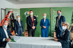 Iberdrola signs land lease agreement for Baltic Eagle operations building