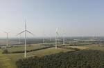 In Coesfeld ist der in diesem Jahr größte Windpark in NRW eröffnet worden