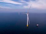 Denmark commissions Scandinavia's largest wind farm