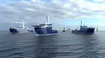 Kongsberg Maritime to deliver PM propulsion for two new offshore wind vessels, built for Rem Offshore