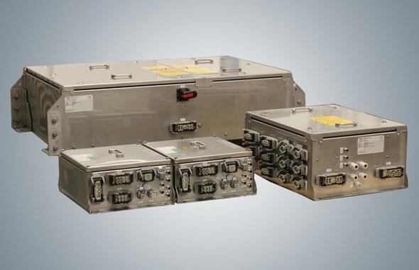 Das Integrated Pitch mit seinem geringen Bauraum, reduzierten Kosten und vollen Integrationsmöglichkeiten (Alle Bilder: Nidec SSB Wind Systems GmbH)