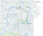 Netzausbauprojekt für die Zukunft der Region wird konkreter: TenneT veröffentlicht favorisierte Trassenführung für Industrieleitung Salzgitter