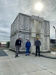 NAS® Batteriesystem am BASF-Verbundstandort Antwerpen in Betrieb genommen