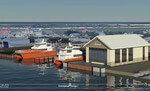 Maryland to get its first emissions-free offshore wind O&M facility