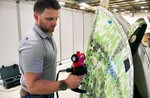iScan3D - Handgeführter 3D-Scanner bietet mehr Freiheiten für die Messtechnik