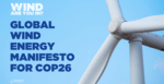 COP26 Manifesto published: Finally