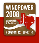 USA - WINDPOWER 2008 Conference & Exhibition